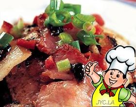 走油豆豉扣肉的做法