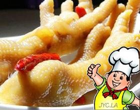 姜汁凤爪的做法