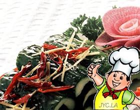 清拌黄瓜的做法