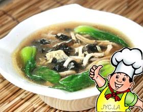 酸辣豆腐汤的做法