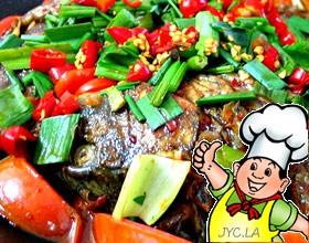干烧桂鱼的做法