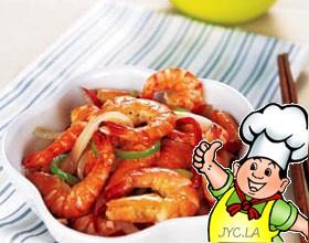 烤大虾的做法