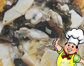 炒蛎黄的做法