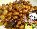 油焖黄豆的做法