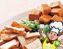 卤五香豆干的做法