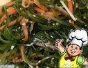 蒜茸海带的做法