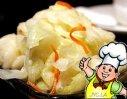 蒜末拌卷心菜的做法