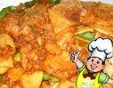 过油肉土豆片的做法