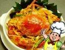 煎连壳蟹的做法
