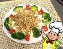 兰花豆腐的做法