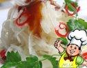糖醋萝卜丝的做法
