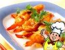 百花椒盐虾的做法