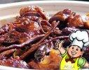 茶树菇烧排骨的做法