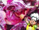 芥末菜卷的做法