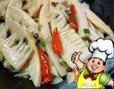 辣子竹笋的做法