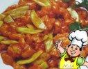 番茄虾仁的做法