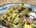 黄瓜拌平菇的做法
