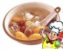 桔羹汤圆的做法
