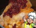 自制红豆冰的做法
