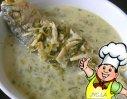 咸菜大汤黄鱼的做法