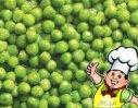 葱油豌豆的做法