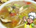 肚丝酸辣汤的做法