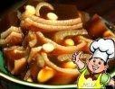 黄豆肉皮冻的做法
