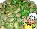 茴香蚕豆的做法