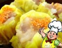 蟹黄蒸饺的做法