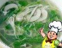 豆苗蘑菇汤的做法