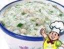 空心菜粥的做法