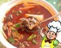 砂锅焖狗肉的做法