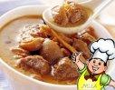 党参黄羊肉汤的做法