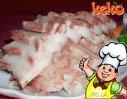白猪头肉的做法