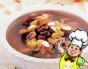 三子核桃肉益发汤的做法