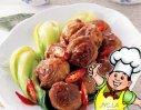 香辣素牛肉的做法