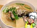 鲢鱼炖豆腐的做法