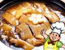 玉参焖鸭的做法