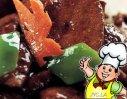 煎猪肝的做法
