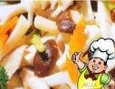 春笋炒香菇的做法