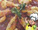 明虾烧粉丝的做法