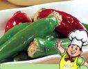 煎酿椒子的做法