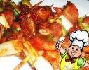 串烤山鸡的做法
