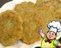 煎芹菜叶饼的做法