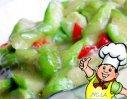 炒辣味丝瓜的做法