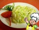 香菜拌黄瓜的做法