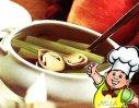 草菇莴笋汤的做法