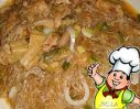 酸菜粉炒肉丝的做法