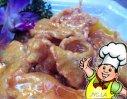 菠萝煎牛肉扒的做法
