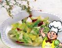 醋熘卷心菜的做法